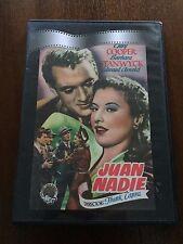 JUAN NADIE - MEET JOHN DOE DVD 123 MIN - SLIMCASE - FRANK CAPRA - EN BUEN ESTADO