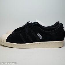 adidas x Neighborhood NH Shelltoe Black Suede New 12.5 M25785 superstar japan
