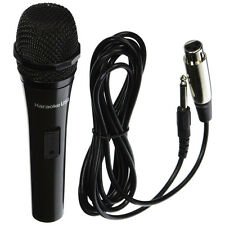 Karaoke Usa Professional Dynamic Microphone with Detachable Cord