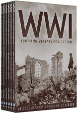 WW1 100TH ANNIVERSARY COLLECTION - DVD - Sealed Region 1