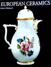 European Ceramics Victoria & Albert Museum (UK) Medieval Renaissance Victorian