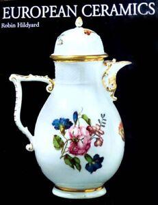 European Ceramics Victoria & Albert Museum (UK) Medieval Renaissance Art Deco