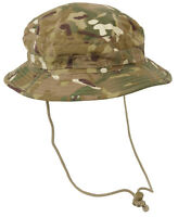 783e928806844 NEW RIP-STOP COTTON BRITISH ARMY STYLE SPECIAL FORCES MULTI CAMO BUSH HAT  SF