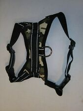 1 PC. DOG WALK HARNESS VEST SIZE S CAMO