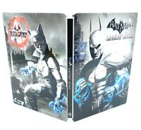 Steelbook Batman Arkham City Armoured Edition Wii - Sans jeu - Format DVD