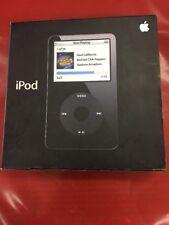 Apple iPod Classic Black 30GB  - BOX ONLY - Ships Free!