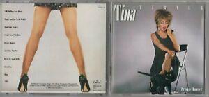 Tina Turner  - Private Dancer (CD, Jun-1984, Capitol) EARLY JAPAN PRESS