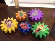 Disney Little Einsteins Bath Toy Water Gears