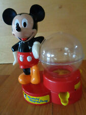 New listing Vintage 1986 Mickey Mouse ~ World Of Disney ~ Gumball Machine ~ Superior Toy!