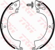GS8185 TRW Brake Shoe Set Rear Axle