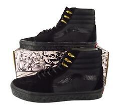 VANS Marvel Black Panther Sk8 Hi Men s 5.5 Women s 7 Skate Shoes 769a3a59091