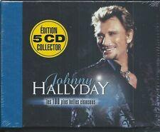 Les 100 Plus belles chansons Mercury Johnny Hallyday CD