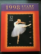 1998 Commemorative Mint Stamp Set USPS Yearbook Collection MNH & COMPLETE !!