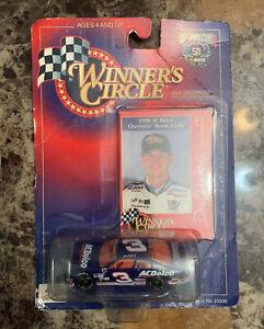 Dale Earnhardt Jr. #3 1998 Ac Delco Diecast Car Nascar Winner's Circle 50th Ann.