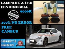 LAMPADE FENDINEBBIA H27W/1 LED CREE RESISTENZA CANBUS 6000K  HYUNDAI IX35