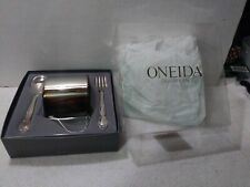 Oneida Silverplate Chalice 3-Piece Primary Set