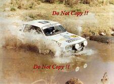Alejandro Moroni & Ernesto Quiroz Renault 12 Argentine Rally 1981 Photograph 2