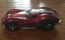 Hotwheels Red 63' Corvette Sting Ray