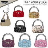 The Handbag Hook - Croc Look