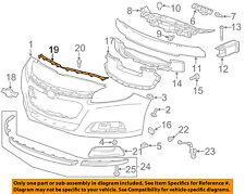 Chevrolet GM OEM Malibu Front Bumper Grille Grill-Molding Strip Left 22761932
