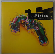 Pixies - wave of mutilation best of... 2LP black/orange 180g vinyl NEU