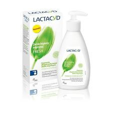 LACTACYD intimate hygiene GEL 200ML FRESH LONG TERM FRESHNESS