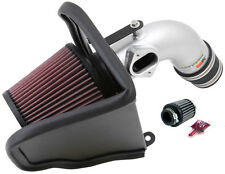 K&N 69 Series Silver Typhoon Air Intake System 12-17 Chevy Sonic 1.8L L4