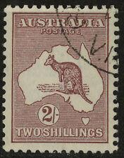 Australia   1931-36   Scott #125    USED  VF