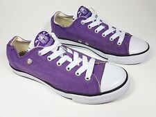 Dunlop purple canvas trainers uk 3