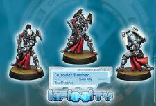 Infinity PanOceania Crusader Brethren Combi Rifle Corvus Belli 2802596-0380