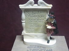 Sebastian Miniatures Plaque 6998