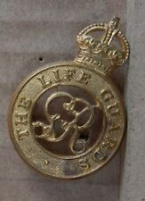 WW1 The life guards Cap Badge Good quality Restrike Copy Badge