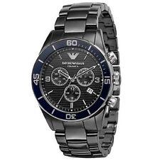 Armani Ceramic Strap Wristwatches