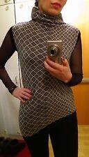 Neuw. Etro Designerpullover Rollkragen Pullover dünneWolleGr.36-40 m.Rech.NP380€