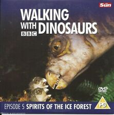 WALKING WITH DINOSAURS  - EPISODE 5 -  SPIRITS OF THE ICE FOREST – PROMO DVD BBC