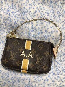 New Louis Vuitton Mon Monogram Mini Pochette Accessoires