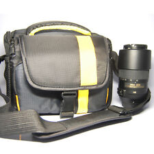 weather Shoulder Camera Bag Case For Nikon D3100 D3200 D3300 D5200 D5300 Q6