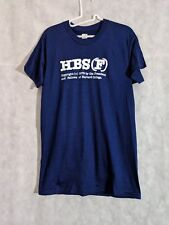 Harvard Business School Vintage 1979 Nos Hanes T Shirt Size Medium