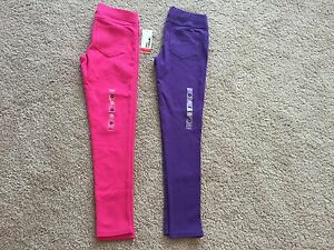 New Epic Threads Girls' Ponte Pants Leggings Pink,Purple.Size M(10),L(12),XL(14)