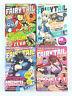 Fairy Tail Magazine Vol 1 2 3 4 / Coffret Lot DVD