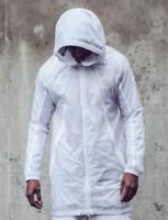 WOW new JORDAN CUST1 men sports coat jacket white black $3,999 for MJ23 himself!