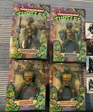 Playmates TMNT Animated Series Classic Collection Action Figure Set