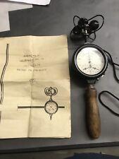 alter Windmesser Flügelradanemometer OVP vintage Soviet Union CCCP