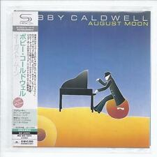 Bobby Caldwell août Moon Japon MINI LP CD SHM Light Mellow UICY - 75091 New