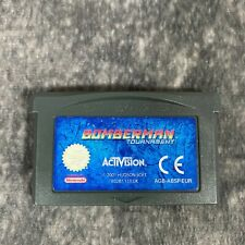 Bomberman Tournament Nintendo Game Boy Advance GBA Game Cart Only Genuine