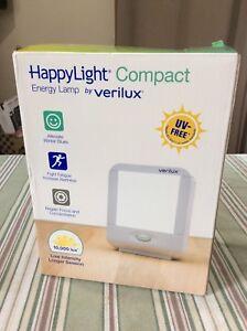 Verliux VT10 Happy  Light Compact Energy Lamp - Brand New