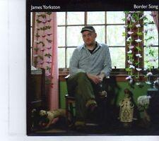 (DR592) James Yorkston, Border Song - 2012 DJ CD