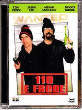 110 E FRODE - DVD (NUOVO SIGILLATO) SUPER JEWEL BOX
