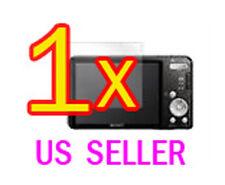 1x Sony CyberShot DSC-W560 Camera Clear LCD Screen Protector Guard Film