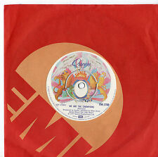 """Queen - We Are The Champions / We Will Rock You 7"""" Single 1977"""